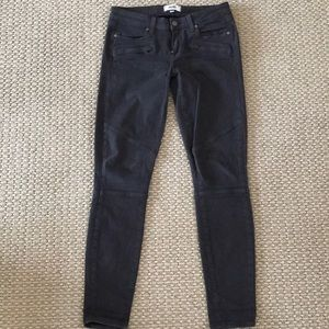 Paige grey jeans! Great condition. Skinny & long.